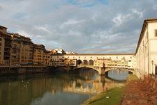 Free Ponte Vecchio, Florence, Italy Stock Photo - 8381200