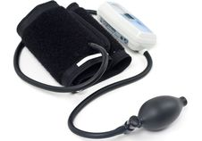 Free Blood-pressure Device Stock Photos - 8381253