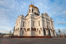 Free Cathedral Of Christ The Savior Royalty Free Stock Images - 8382029