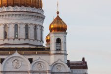 Free Cathedral Of Christ The Savior Stock Photography - 8382032