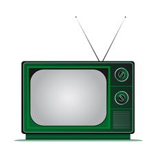 Free Retro Tv Stock Photography - 8382112