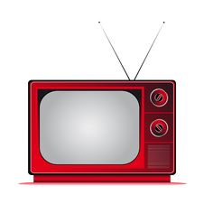 Free Retro Tv Royalty Free Stock Images - 8382119