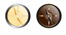 Free Compasses Royalty Free Stock Photography - 8382137