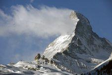 Free Matterhorn Peak Stock Images - 8382524