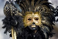 Free The Masks Of Venice Stock Images - 8382674