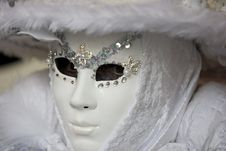 Free The Masks Of Venice Stock Photos - 8383043