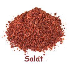 Free Spice - Salat, Sumak Stock Photos - 8383213