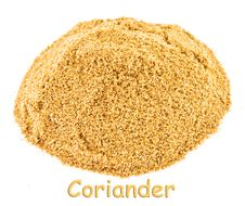 Free Spice - Coriander Royalty Free Stock Images - 8383289