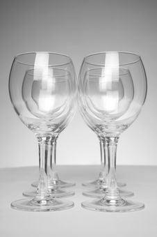 Free Vine Glass Royalty Free Stock Image - 8383336