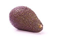 Free Avocado On White Background Stock Photography - 8383372