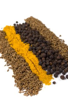 Free Spices Stock Photo - 8383380