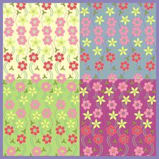 Free Floral Background Stock Photo - 8383600