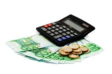 Free Concept Of Financial Success - Money In The Work! Stock Photography - 8384062