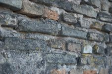 Free Brick Wall Royalty Free Stock Photos - 8386258