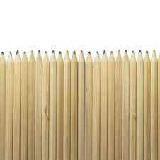 Free Pencils Royalty Free Stock Photos - 8386928