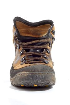 Free Worn Boot Stock Photo - 8387320