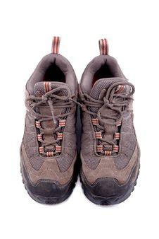Hiking Shoe Royalty Free Stock Photos