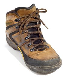 Free Worn Boot Stock Image - 8387471