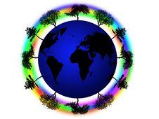 Earth Environment Stock Photo