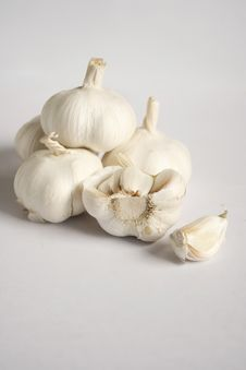 Free Garlic Royalty Free Stock Image - 8387936