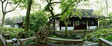 Free Chinese Garden Royalty Free Stock Photography - 8388757