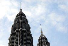 Free Kuala Lumpur Skyline, Malaysia Royalty Free Stock Image - 8389206