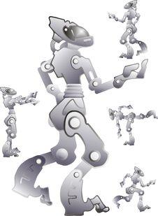 Free Robot Stock Photo - 8389300
