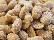 Free Nuts Royalty Free Stock Photography - 8389727