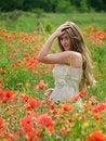 Free Girl With Long Hair Stock Photos - 8391723