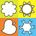 Free Four Seasons Stock Image - 8398721