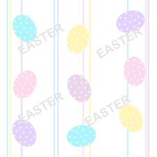 Free Easter Background Royalty Free Stock Photography - 8390327