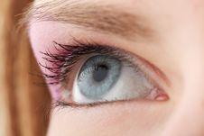 Free Eye Closeup Stock Images - 8390444