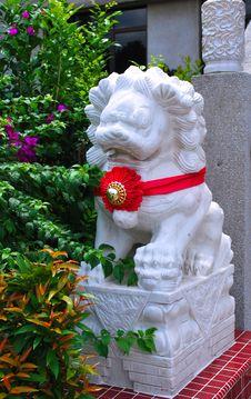 Free Chinese Statue Stock Photo - 8391480