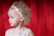 Free Little Girl Stock Photography - 8391642