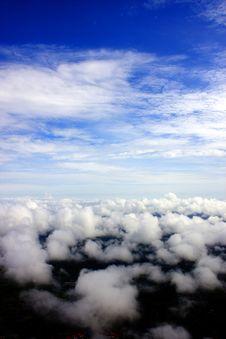 Free Cloudscape Stock Image - 8391701