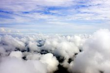 Free Cloudscape Royalty Free Stock Images - 8391719