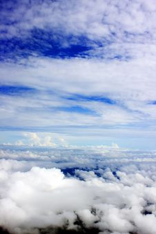 Free Cloudscape Royalty Free Stock Photo - 8391765