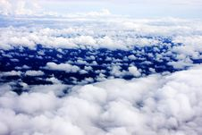 Free Cloudscape Royalty Free Stock Photography - 8391807