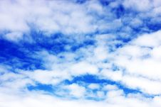 Free Cloudscape Royalty Free Stock Photography - 8391847