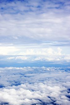 Free Cloudscape Stock Photography - 8391922