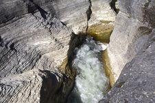 Free Orta River, Abruzzo Stock Image - 8392351