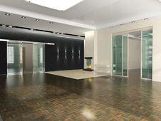 Free Modern Interior Royalty Free Stock Image - 8392506
