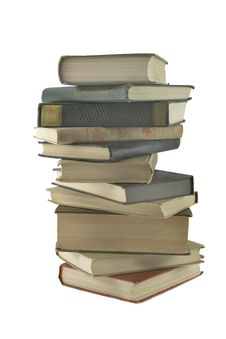 Free Stack Of Books Stock Photography - 8392632