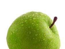Free Green Apple Royalty Free Stock Photo - 8392835