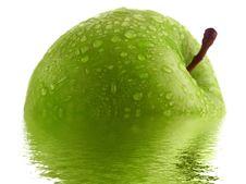 Free Green Apple Stock Photo - 8392920