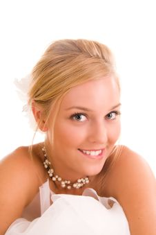 Free Beautiful Young Woman Royalty Free Stock Image - 8393026