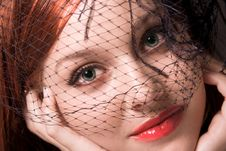 Free Beautiful Young Red Head Royalty Free Stock Images - 8393179