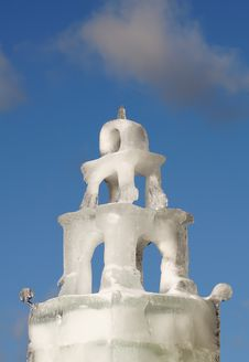 Free Ice Architecture Stock Photography - 8393622