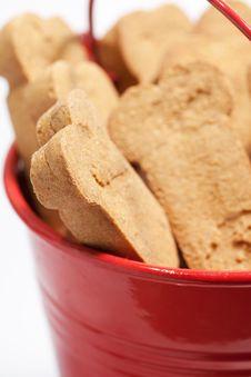 Free Closeup Of Brown Dog Treats. Royalty Free Stock Photo - 8393955