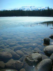 Free Canadian Rockies Stock Image - 8394101